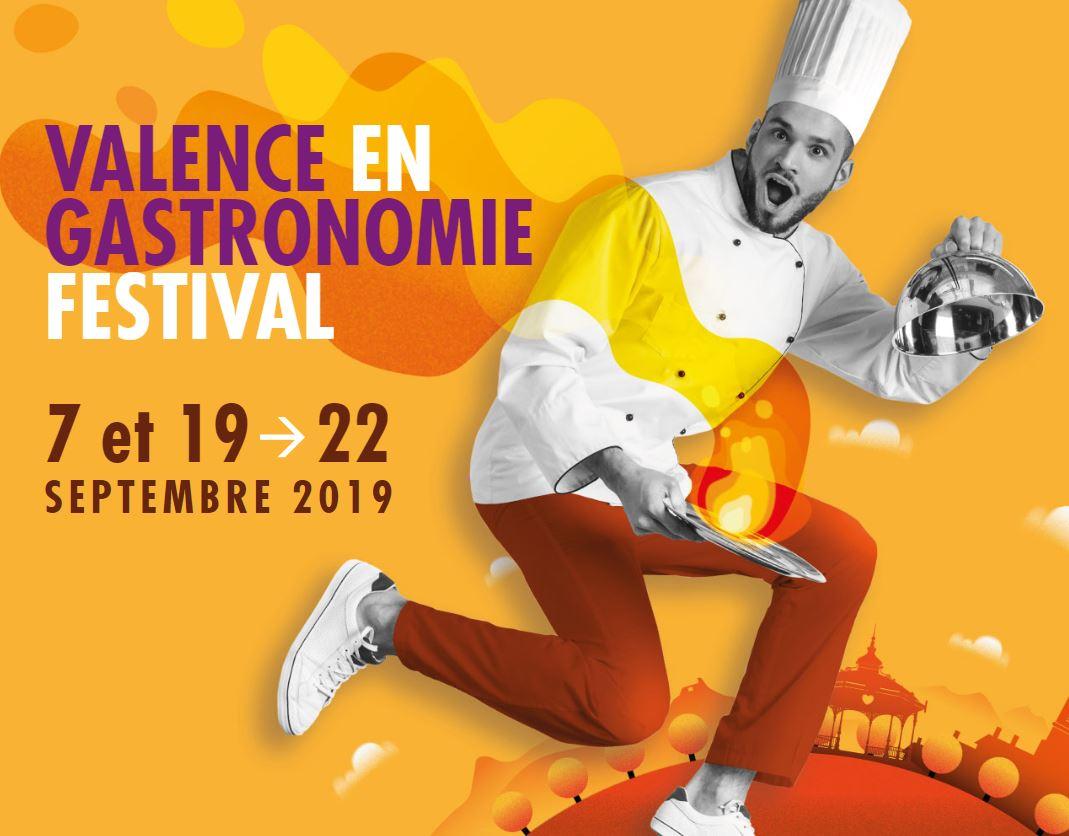 Bourne Traiteur partenaire de Valence en Gastronomie Festival